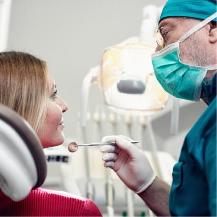 Odontoiatria adulti